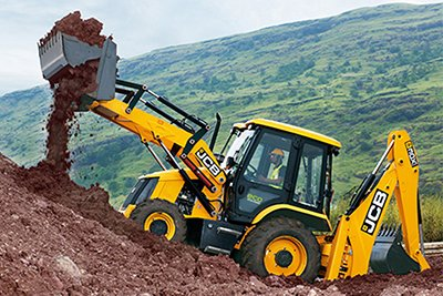 JCB Backhoe Loaders Dimapur